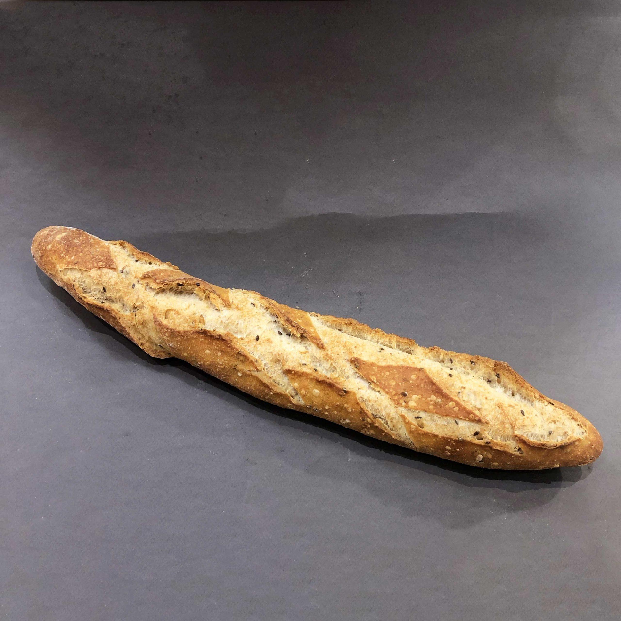 baguette 6 graines bio